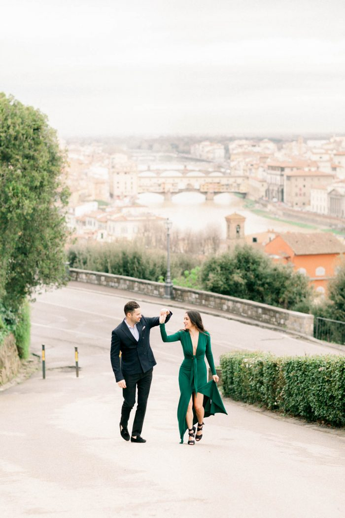Florence couple session