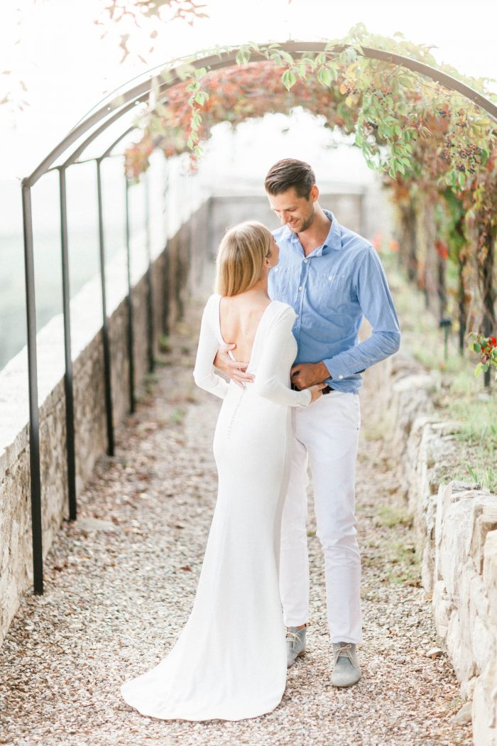 Honeymoon and elopement photography session
