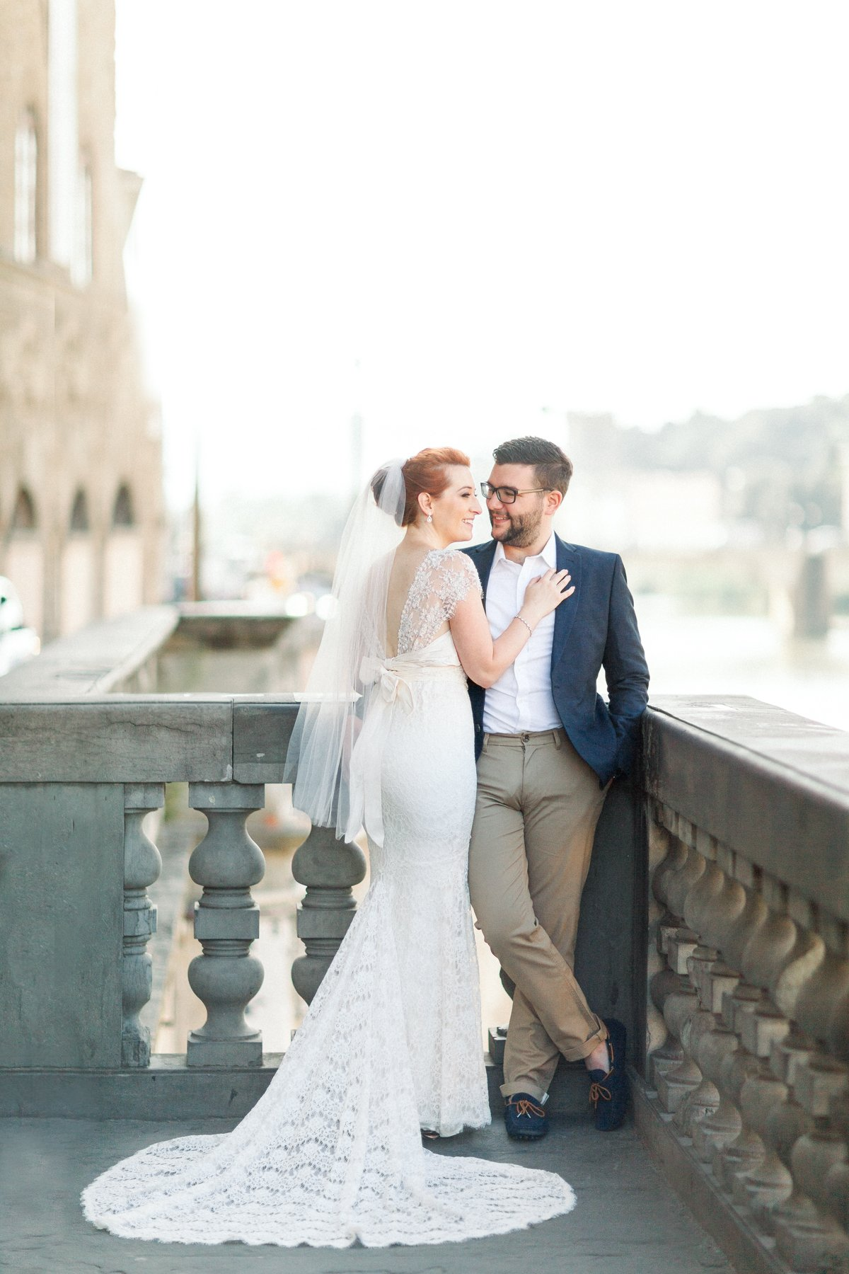 Tuscany Elopement Photography in Florence