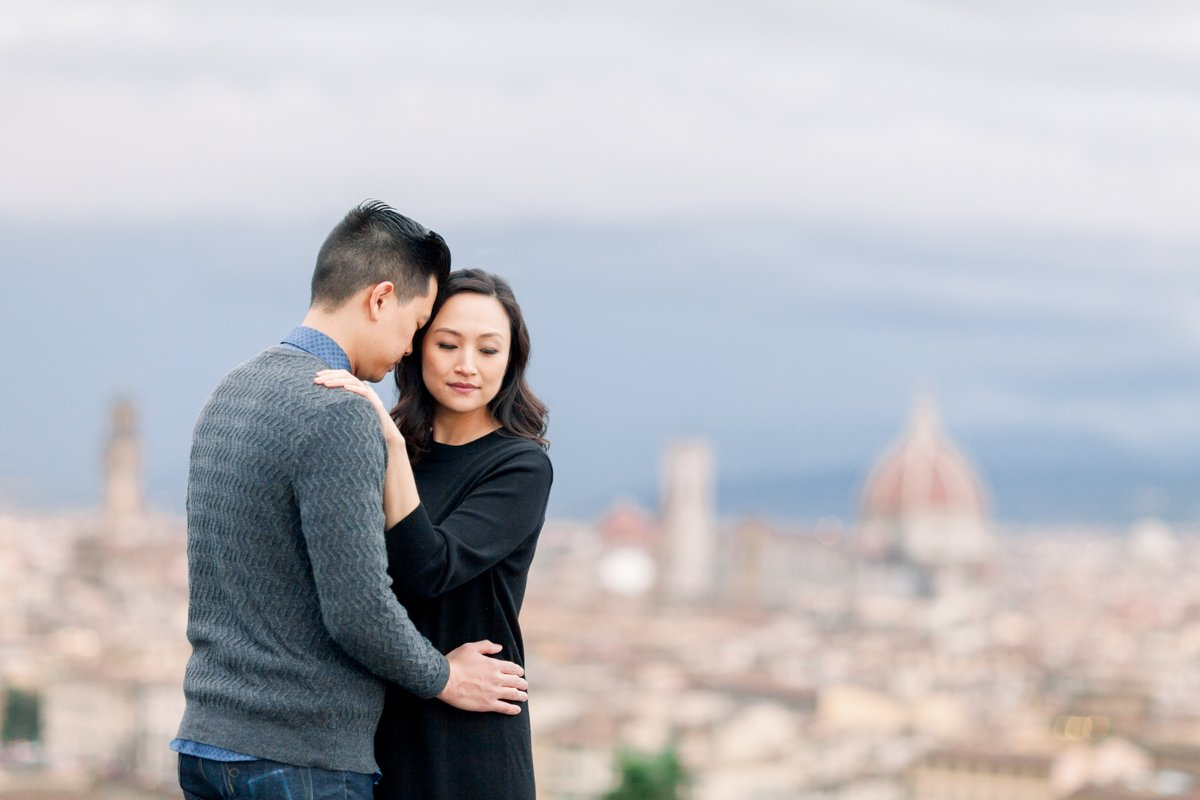 Maternity Session in Italy